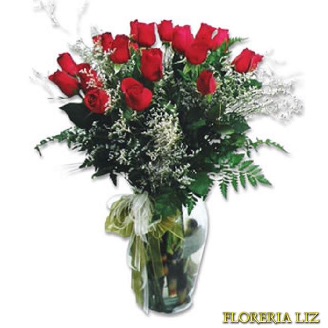 Florer a liz flores para toda ocasi n servicio a domicilio - Fotos jarrones con flores ...