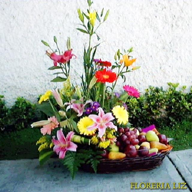 Florería Liz Flores Para Toda Ocasión Servicio A Domicilio